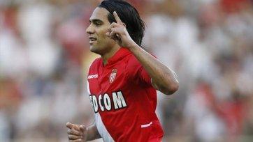 «Монако» оценивает Фалькао в 60 миллионов евро