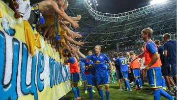 БАТЭ на классе обыграл «Слован» и вышел в основной этап Лиги чемпионов