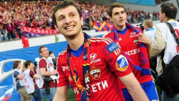 Алан Дзагоев остается в ЦСКА минимум до 2019 года