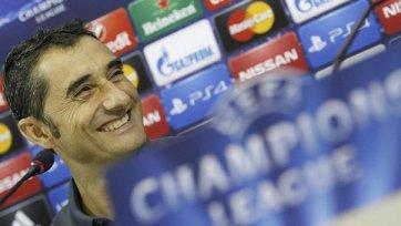 Вальверде: «Еще ни одна итальянская команда не побеждала на нашем поле»
