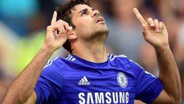 «Челси» из-за травмы теряет Диего Косту