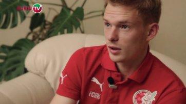 Павел Могилевец попрощался с фанатами, игроками и руководством «Рубина»