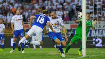 «Днепр» третий раз к ряду сыграет в группах Лиги Европы
