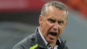 Кучук: «Футболистам, как и мне, должно быть стыдно за этот результат»
