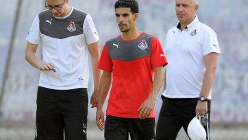 Мубарак Буссуфа вернулся в «Локомотив» и заявлен для участия в сезоне
