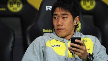 Goal.com: Синдзи Кагава в течение 48 часов станет игроком «Боруссии»