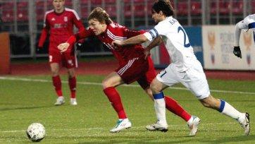 «Мордовия» одержала минимальную победу над «Торпедо»