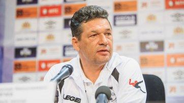 Николай Савичев: «Игрой остался доволен, но реализация оставляет желать лучшего»