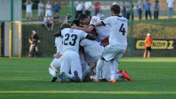 Донецкий «Олимпик» метит в еврокубки?