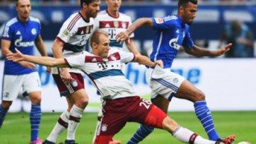 «Шальке» и «Бавария» раскатали ничью на «Вилтинс Арена»