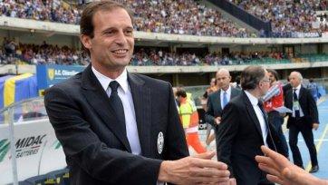 Массимилиано Аллегри: «Нам надо работать над реализацией моментов»