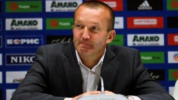 Григорчук: «Я недоволен игрой, работы у нас непочатый край»