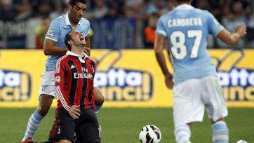 Анонс. «Милан» - «Лацио» - противостояние на все времена