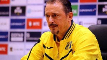 Войе Чалов: «До пенальти играли неплохо»