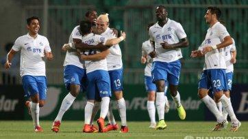 «Динамо» в драматичном матче обыгрывает «Краснодар»