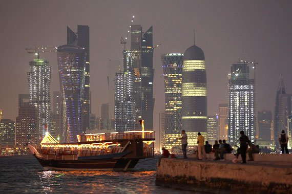 Чемпионат мира 2022 пройдет в городе, которого еще не существует