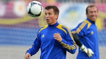 Украина против Молдовы сыграет без ряда ведущих футболистов