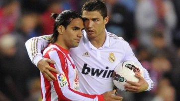Роналду: «В лице Фалькао «МЮ» получил бомбардира»