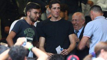 Торрес: «Надеюсь, помогу «Милану» в достижении серьезных результатов»