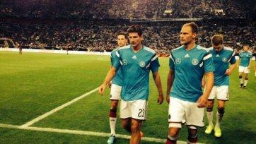 Гомес: «Было очень приятно сыграть за сборную»