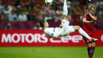 Роналду: «В новом сезоне хочу побить все свои личные рекорды»