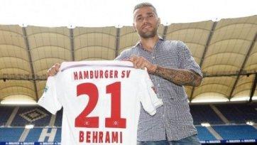Бехрами: «Мог оказаться в «Интере», но клубы не сошлись в цене»