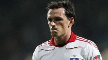 Троховски: «Пока я остаюсь футболистом «Севильи»