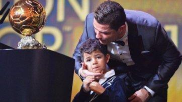 Роналду: «Может именно Евро-2016 станет нашим турниром»