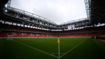 Россия может принять Молдову на новом стадионе «Спартака»