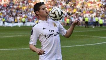 Хамес Родригес: «Игроки «Реала» отличаются скромностью»