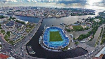 Сборная России против Молдовы сыграет на «Петровском»
