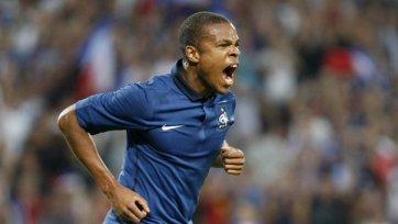 Франция с минимальным счетом обыграла действующих чемпионов Европы