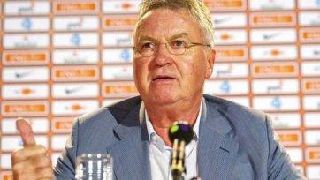 Хиддинк: «Команда извлечет уроки из сего поражения»