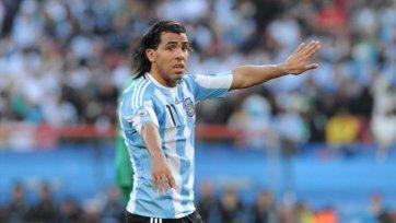 Мартино вернет Тевеса в сборную Аргентины?