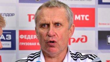 «Локомотив» остается верен Леониду Кучуку