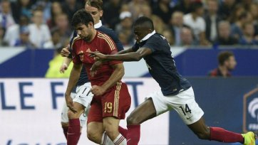 Диего Коста против Македонии не сыграет
