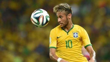Гол Неймара принес Бразилии победу над Колумбией