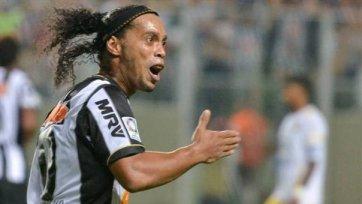 Официально: Роналдиньо – игрок «Керетаро»