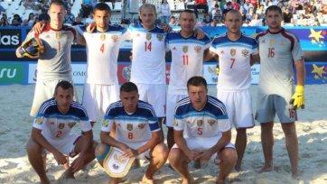 Российские пляжники стартовали с победы в отборе на ЧМ 2015 года