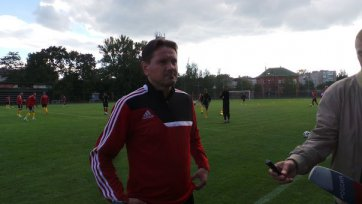 Дмитрий Аленичев: «За выступлением Тесака следил весь прошлый год»