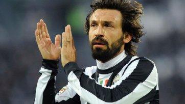 Пирло продолжит играть за сборную Италии