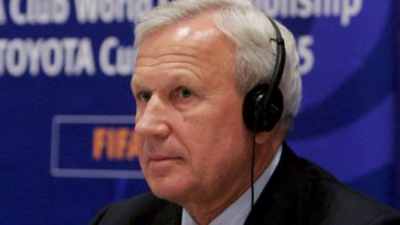 Колосков: «Блаттеру нет альтернатив в ФИФА»