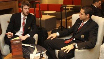 Де Хеа: «Чичарито способен стать «джокером» «Реала»