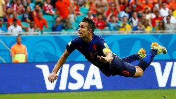 Ван Перси: «Готов выступать за голландскую сборную, вплоть до мундиаля-2018»