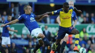 Кэмпбелл: «Буду бороться за место в основе «Арсенала»