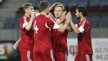 Беларусь расписала мировую с Люксембургом