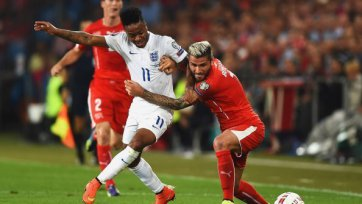 Англия увезла три очка из Швейцарии