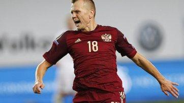 Черышев: «Здорово, что удалось забить быстрый гол»