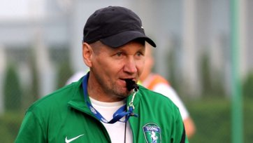 Василий Баскаков вернулся в «Томь» в качестве тренера по физподготовке