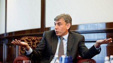 Сергей Галицкий: «Хочу построить лучший в мире стадион»